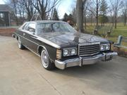 Ford Brougham 47250 miles