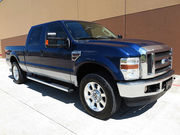 2008 Ford F-250 Lariat CrewCab ShortBed 4X4 6.4L DIESEL Nav Roof
