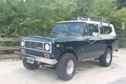 1976 International Harvester Scout XLC